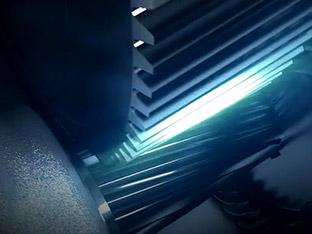 Produktvisualisierung Siemens SIMOGEAR Getriebemotoren