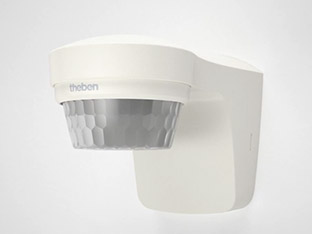 Functional animation motion detector Theben AG