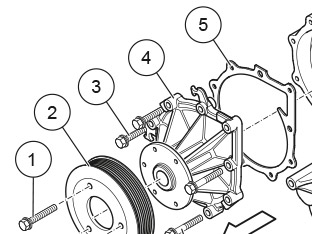 MAN Motor Montageanleitung