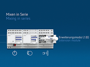 Product film building automation (Theben AG)