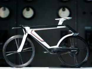 E-Bike Concept Animation